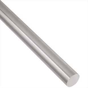 Nickel Silver Rod Round - 250 mm