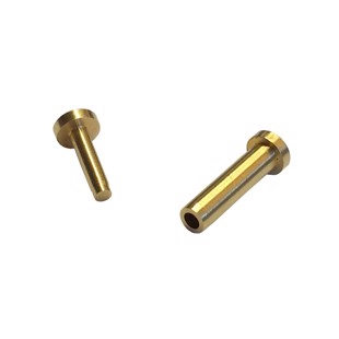 Brass Eyelet - 4.0 mm