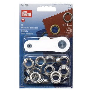 Eyelets - 11 mm - with Washers