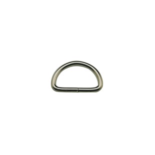D-Ring - Blank - 10 mm