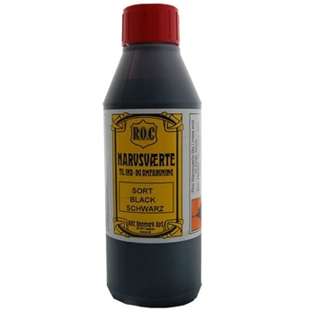 Leather Dye - Red - 250 ml